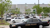 Suspect Dead in Atlanta FedEx Shooting