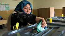 Afghan election: Presidential vote hailed as triumph over Taliban
