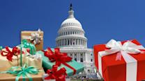 Congressional Gift Giving: No to Caviar But Yes to Campaign Contributions
