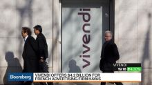 M&A in Europe Picks Up as Vivendi Offers $4.2B for Havas
