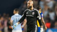 Tim Howard responds to suspension: 'There is a line that shouldn't be crossed'