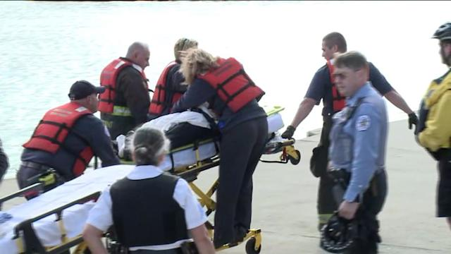 Rescuers Find Drowned Man in Lake Michigan