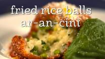 FRIED RICE BALLS