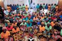 Rescued Chibok girls won't be going back to home town for school