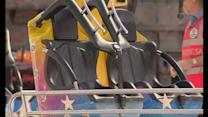 8-year-old girl dies after being thrown from theme park ride