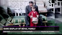 'Royal Childhood' exhibit documents growing up in Buckhingham Palace