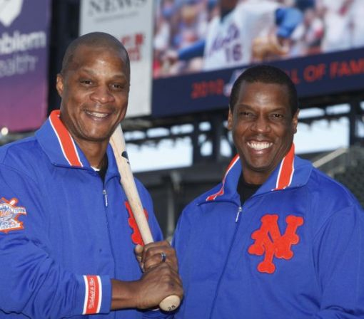 Darryl Strawberry is done covering for Doc Gooden's addiction