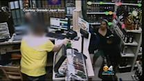 Police: Robber With Rifle Commits Brazen Crime At Liquor Store