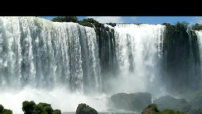 MP: Legendary Waterfall Of Foz Do Iguacu