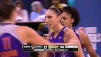 Wireless: Coach Brondello Sets Up Diana Taurasi's Game Winner!