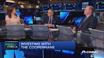 Leon Cooperman: Allergan trying to move up