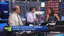 Can rates & stocks rally together?