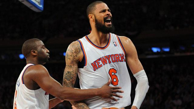 Knicks send Chandler and Felton to Dallas in six-player deal