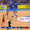 Freakishly Long NBA Player Covers 72 Feet In 2 Dribbles