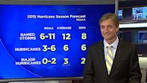 Few strong storms forecast for the 2015 hurricane season
