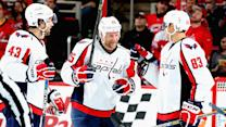 NHL Power Rankings - Capitals climb to the top