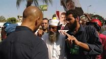 Islamists protest in Egypt demanding Morsi return