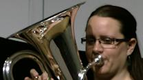 'Octubafest': No Beer, Just Tubas