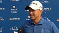 Daniel Berger interview after Round 2 of the Zurich Classic