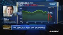 Reading Facebook's dip: Pro