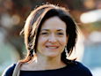 Sheryl Sandberg tells of calling hotel security after a man she spurned at a conference turned up at her door (FB)