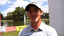 Andrew Putnam interview after Round 2 of Club Colombia Championship