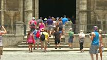 """Foreign tourists say """"Cuban ethos"""" may fade with American influx"""