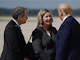 Trump insulted Ohio Democrats after visiting Dayton shooting victims, and mistakenly thought one had run for president