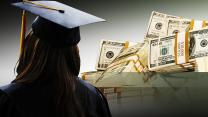 "Find college scholarships ""in two minutes"""