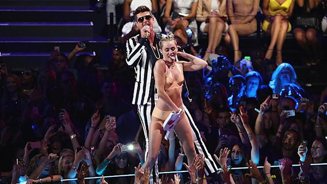 Video: Is Miley Cyrus