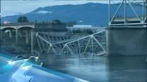 Breaking News Headlines: Driver Survives I-5 Bridge Collapse Into Washington River