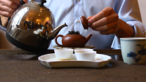 The Lost Art of Tea Appreciation: Mandarin's Tea Room
