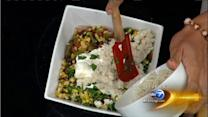 Cooking With Corn: Elote Crab Dip recipe