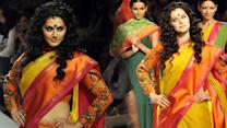 LFW: Tapsee Pannu Sizzles On Ramp