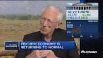 Fed's Fischer: No decision on raising rates