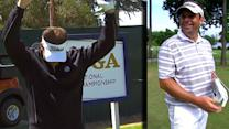 Matt Dobyns nearly repeats hole-in-one at National Championship