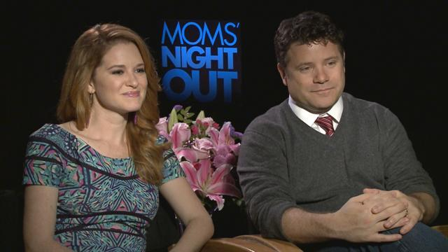 'Moms' Night Out' Stars Talk Thrills & Spills of Parenthood