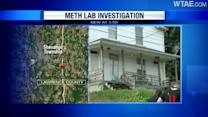 Possible meth lab found in South New Castle