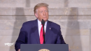 Trump compares critical race theory to child abuse