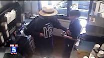 Witness Helps Catch Robbery Suspect