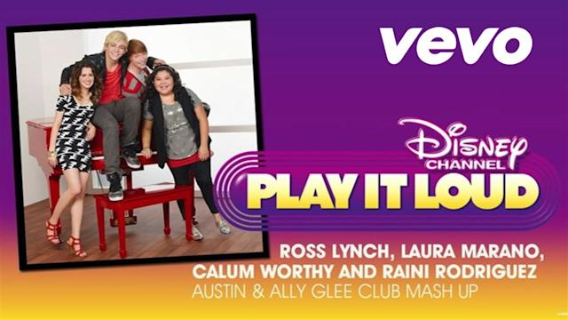 Austin & Ally Glee Club Mash Up (From Austin & Ally/Audio Only)
