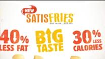 "Will ""Satisfries"" win the Burger Wars?"