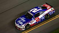 Scott and Sadler talk about late-race wreck