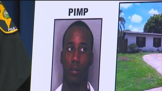 Human trafficking bust in Polk County