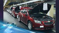 GM to recall 293,000 Cruze cars over brake assist defect