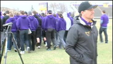 Fired Coach Returns To MSU-Mankato, Team Refuses To Practice