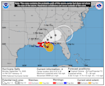 Hurricane Sally approaches Gulf Coast, could bring two feet of rain and storm surge