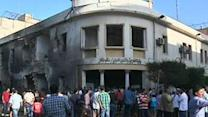 Explosions in Benghazi Damage Foreign Ministry Building