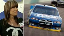 Watters' World goes to NASCAR