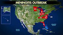 CDC: 91 cases of rare fungal meningitis surface